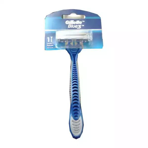 Gillette Blue |||  Razor জিলেট ব্লু ৩ রেজার ১ টি