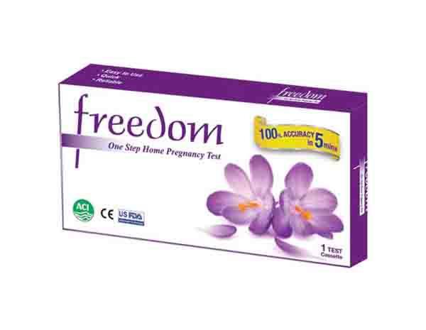 Freedom Pregnancy Test Tool Set (ফ্রিডম প্রেগন্যান্সি টেস্ট টুল সেট ১ প্যাক)