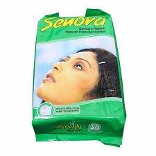 Senora Sanitary Napkin (Belt) 5 pcs( সেনোরা সেনেটারি ন্যাপকিন (বেল্ট) ৫ টি)
